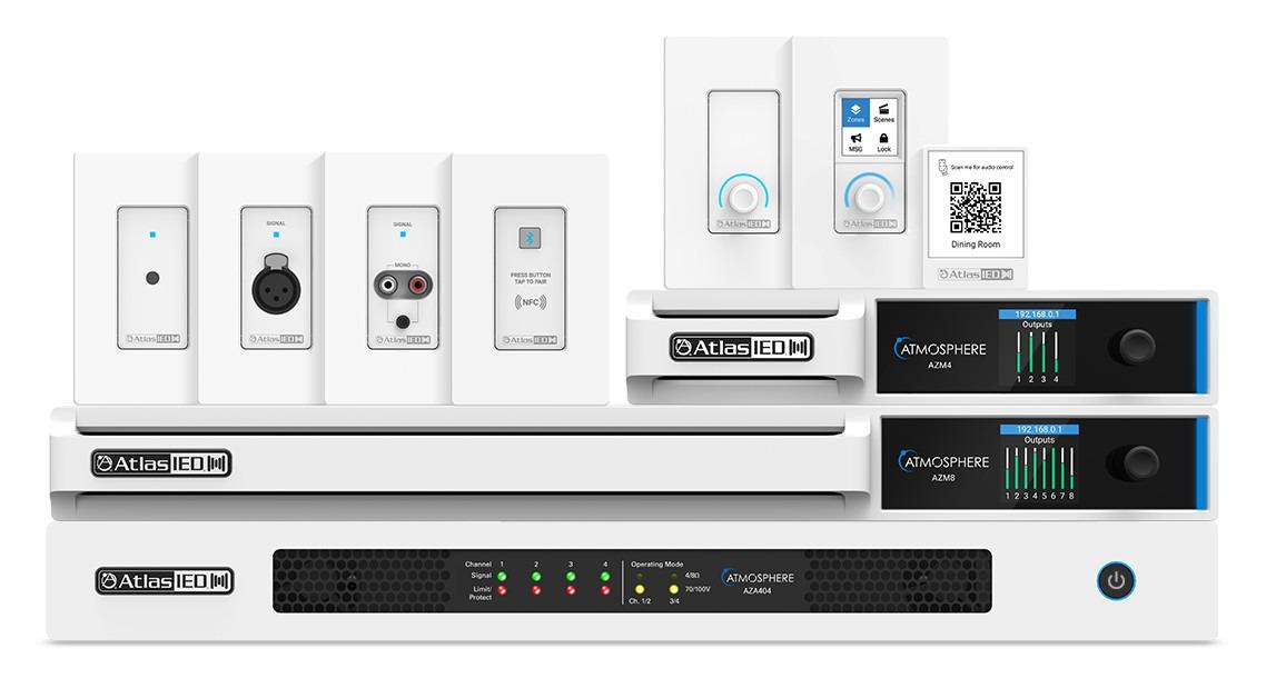 AtlasIED lanza la versión 2.0 del software para Atmosphere™